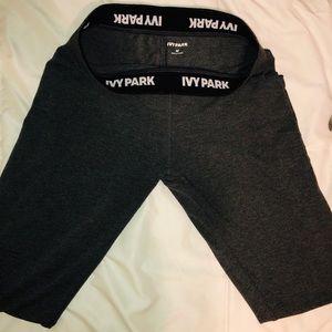 IVY PARK Charcoal Gray Full length leggings